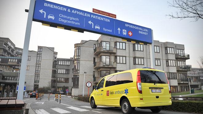 Collision entre un bus scolaire et une voiture à Louvain: 5 écoliers légèrement blessés
