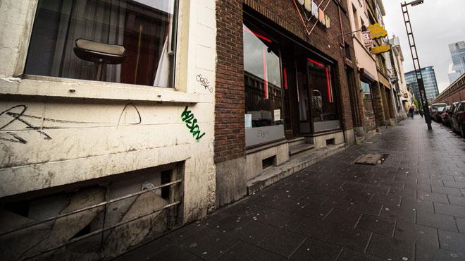 Une personne blessée suite à des tirs dans un café de la rue d'Aerschot à Schaerbeek
