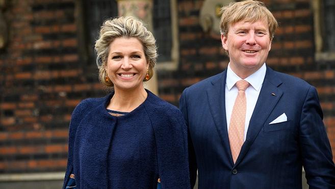 Maxima, la Reine des Pays-Bas et son époux se promènent INCOGNITO à New York (photos)
