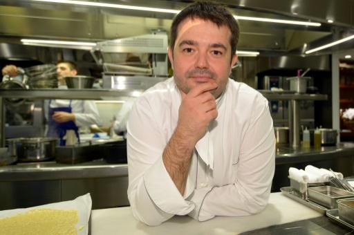 """Le chef Jean-François Piège quitte """"Top Chef"""""""