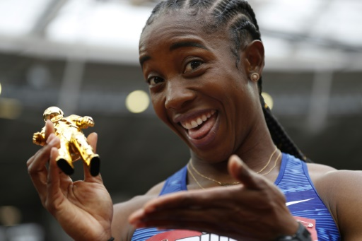 Athlétisme: Fraser-Pryce mate Asher-Smith sur 100 m dames