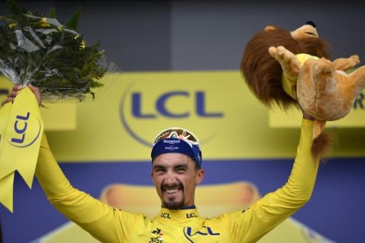 """Tour de France: """"J'ai payé mes efforts"""", constate Alaphilippe"""
