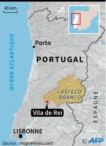 """Le Portugal face à des feux de forêt d'une """"extraordinaire difficulté"""""""