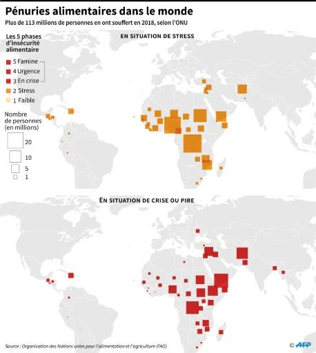 Pour préserver alimentation et climat: il faut agir vite, plaide le Giec