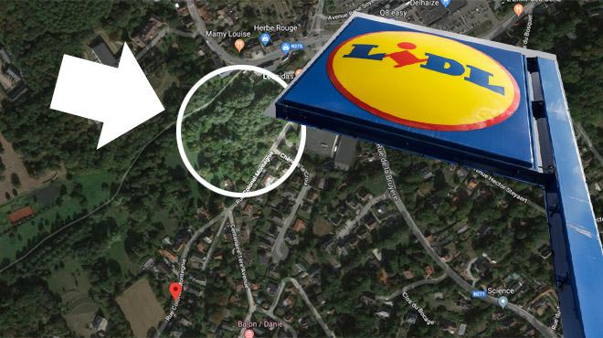 Lidl ne renonce pas, il veut son magasin à La Hulpe/Rixensart: un recours introduit contre le NON de la Wallonie