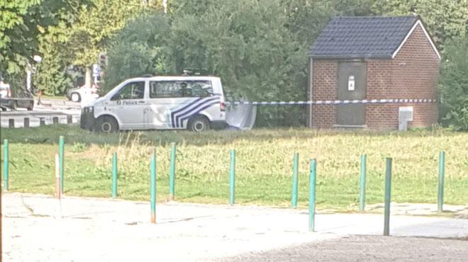 Un corps découvert dans le parc d'Avroy à Liège
