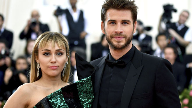 Miley Cyrus et Liam Hemsworth: leur rupture gardée secrète PENDANT UN MOIS