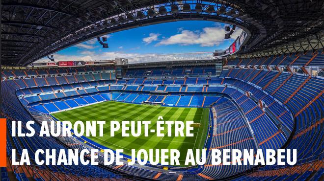 """Une trentaine de gamins participent à un stage du Real Madrid à Etalle: """"Ah, ça fait rêver!"""""""