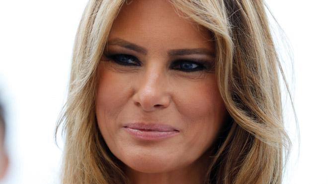 La soeur de Melania Trump partage une vieille photo de la First Lady datant d'il y a 20 ans