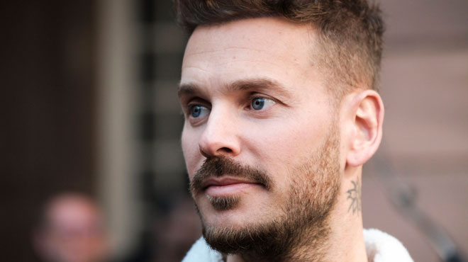 Matt Pokora en deuil: le chanteur est dévasté par la perte d'un être cher