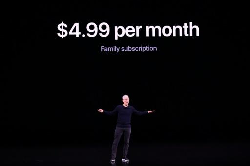 Apple à fond dans la bataille des plateformes vidéo avec des prix cassés