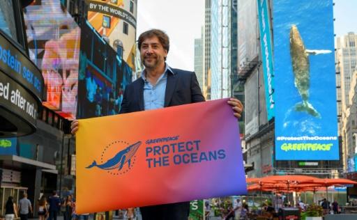 Javier Bardem porte son combat pour l'environnement au festival de Toronto