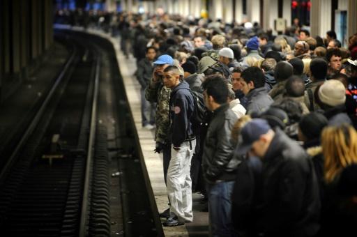 Grève massive à la RATP: prévisions du trafic pour vendredi