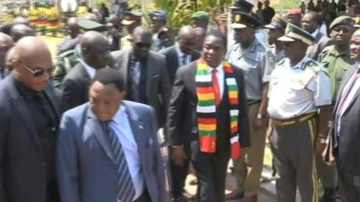 Au Zimbabwe, bras de fer autour de l'enterrement de l'ex-président Mugabe