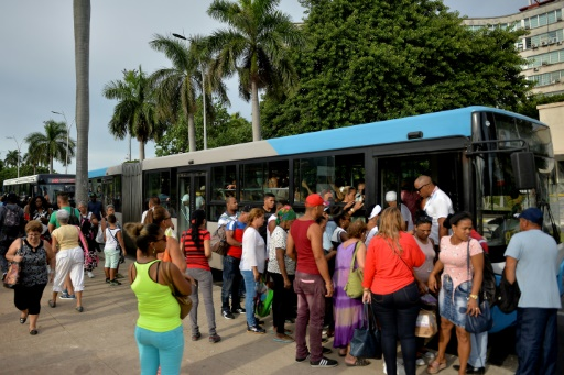 """Cuba craint de revenir aux heures sombres de la """"Période spéciale"""""""