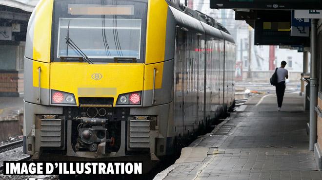 Soupçon de brutalité d'un père sur sa fille: que s'est-il passé dans le train 3416 entre La Louvière et Ecaussinnes?