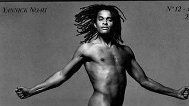 Yannick Noah complètement nu: le chanteur ressort une photo magistrale des années 80