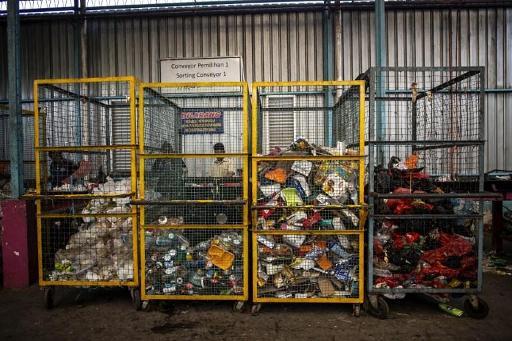 Les matières recyclées trop peu utilisées comme matière première