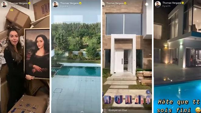 Nabilla et Thomas ont emménagé à Dubaï: le couple dévoile sa maison de rêve (vidéo)