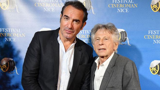 Nouvelle accusation de viol contre Roman Polanski: Jean Dujardin a annulé sa venue au 20H de TF1 dimanche