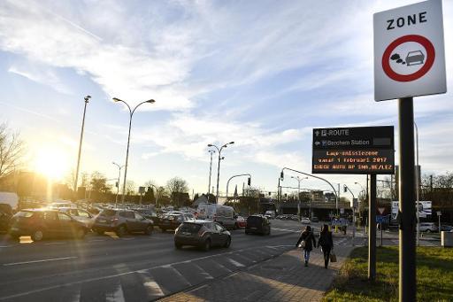 La Flandre veut mesurer la pollution réelle des véhicules le long des routes