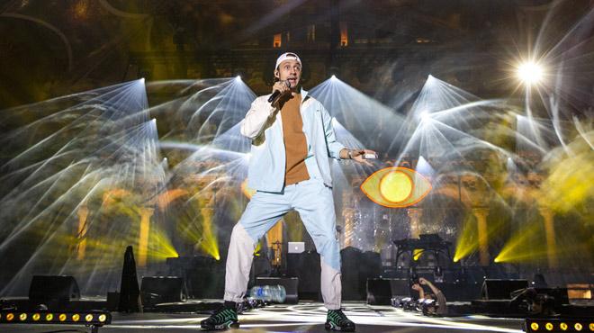 """Roméo Elvis: """"Je sais que j'ai un pouvoir sur scène"""""""