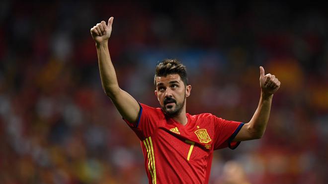 L'Espagnol David Villa prend sa retraite: il révèle ce qu'il va faire à présent