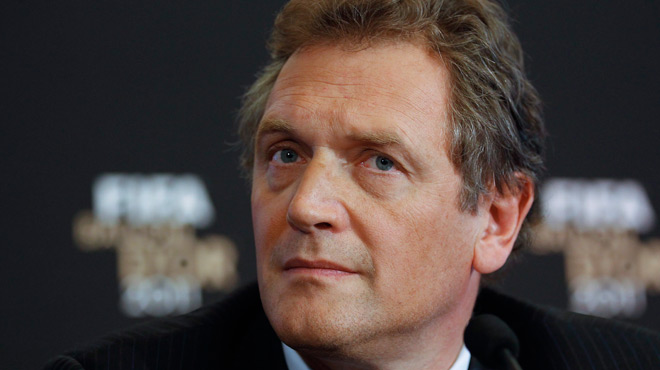 Corruption à la FIFA: Jérôme Valcke, l'ancien n°2, conteste sa suspension de dix ans