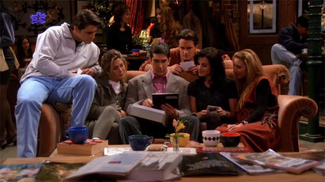 Toutes les stars de Friends réunies pour réfléchir à un nouveau projet