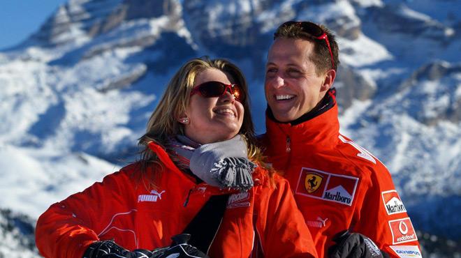 Accusée de cacher la vérité sur l'état de santé de Michael Schumacher, son épouse Corinna sort du silence