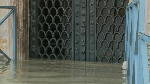 Venise sous les eaux: l'état de catastrophe naturelle décrété jeudi