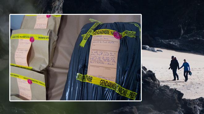France: de mystérieux paquets de cocaïne s'échouent sur le littoral depuis plusieurs semaines