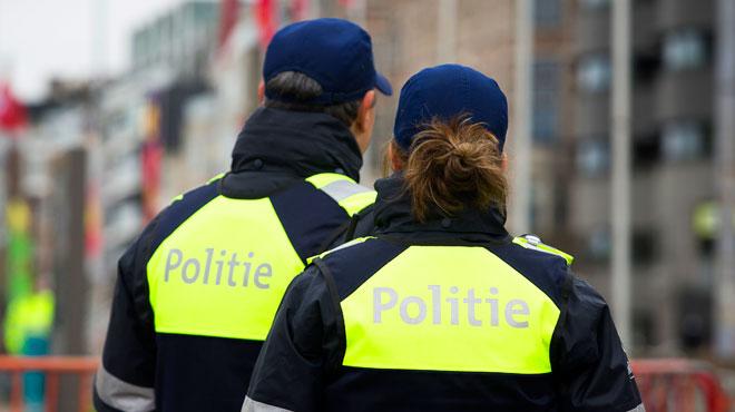 Cinq Belges se font arrêter aux Pays-Bas après une dangereuse course-poursuite