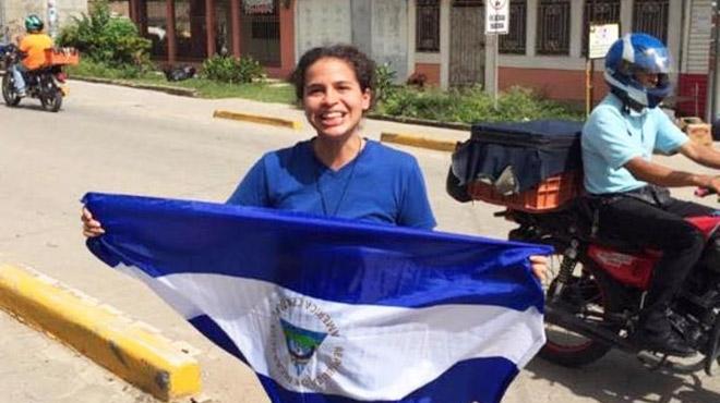 """La Belge Amaya Coppens jugée au Nicaragua le 30 janvier: """"C'est une farce totale"""", s'insurge son père"""
