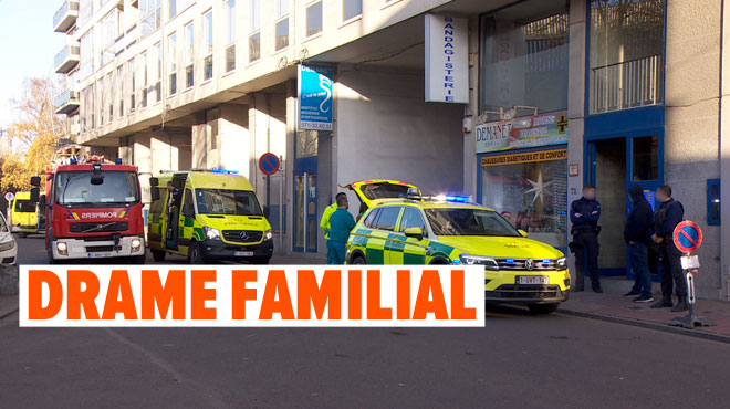 Un père a égorgé sa fille avant de se pendre ce samedi à Charleroi: il souhaitait récupérer un héritage