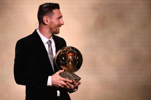 Ballon d'Or 2019: le palmarès complet