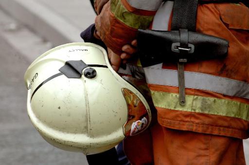 Incendie dans une cabine haute tension souterraine à Ixelles