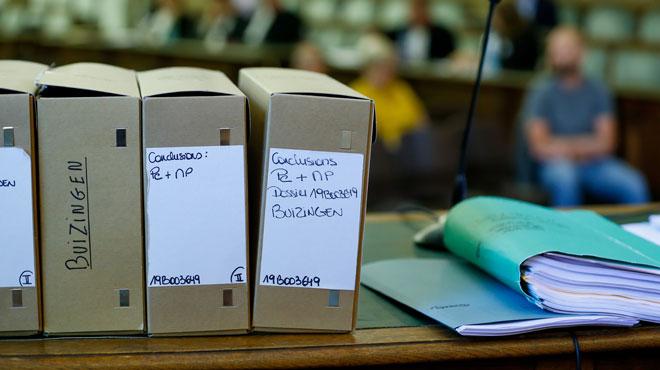 Près de 10 ans après la catastrophe ferroviaire de Buizingen, la justice rend son jugement aujourd'hui