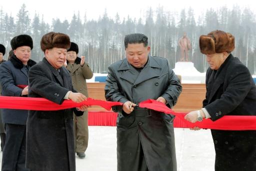 Corée du Nord: Kim inaugure un projet titanesque de ville nouvelle