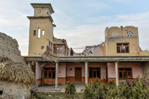 Après la défaite de l'EI, les Afghans d'Achin pansent leurs plaies