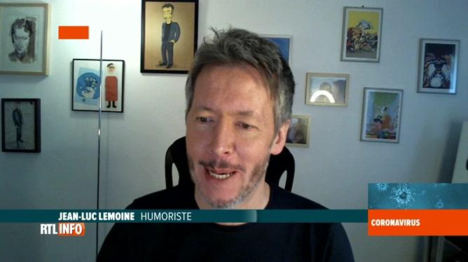 Coronavirus: Jean-Luc Lemoine raconte son confinement