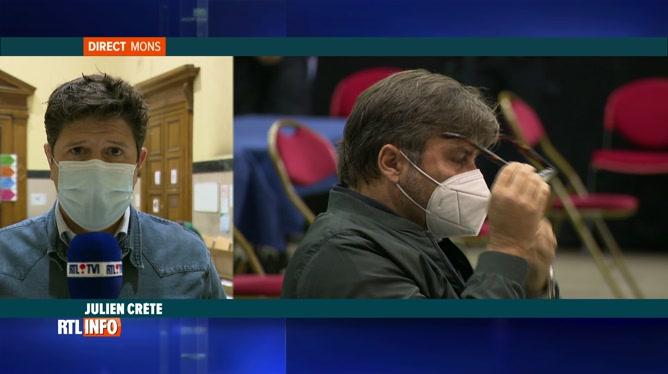 Justice: Stéphane Pauwels sera fixé sur son sort ce vendredi