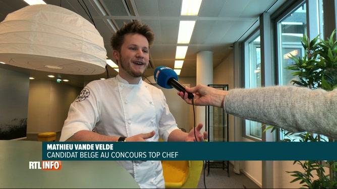 Rencontre avec Mathieu, ravi de participer à la 12ème saison de Top Chef