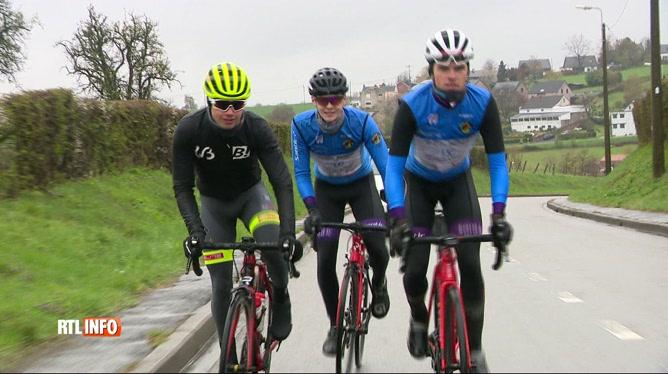 Coronavirus: les jeunes cyclistes souffrent du manque de compétitions