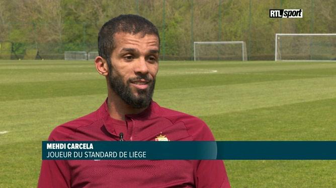 Les joueurs du Standard reviennent sur la finale de la Coupe de Belgique 2018