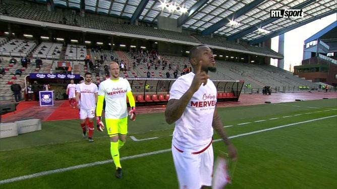 Le superbe geste des joueurs du Standard pour Merveille Bokadi