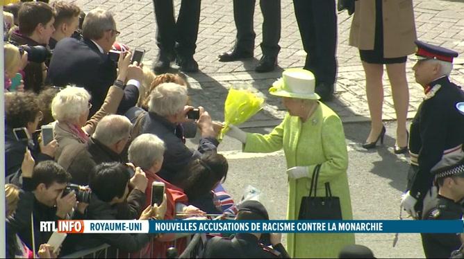 Nouvelles accusations de racisme contre Buckingham Palace