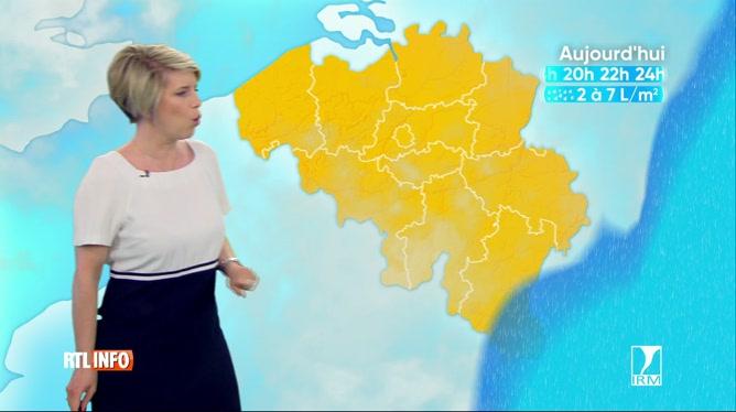 Le bulletin météo de RTL fait peau neuve