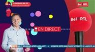 30 ans de souvenirs Bel RTL.  Retrouvez les souvenirs de Bel RTL avec - Sébastien Debock qui a commenté un match, son micro … à l'envers