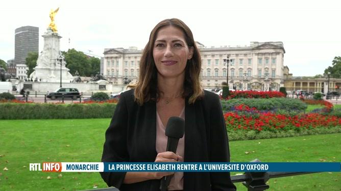La princesse Elisabeth acceptée au Lincoln College d'Oxford